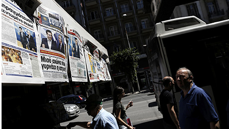Beware of Europeans Bearing Claims of a Greek Deal