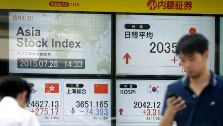 Daily Agenda: Another Day, More Losses for Chinese Stocks