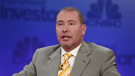 Jeff Gundlach's Two Cents on Janet Yellen and Interest Rates