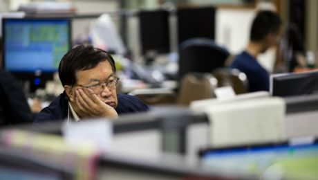 Daily Agenda: Chinese Crash Continues Despite Rate Cut
