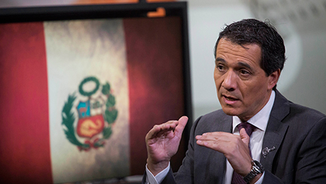 Peru's Alonso Segura Sees Infrastructure as the New Growth Driver