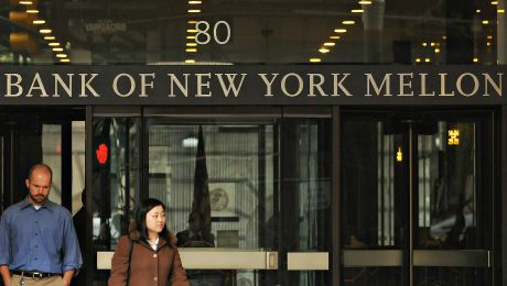 BNY Mellon Is World's Largest Global Custodian of 2015