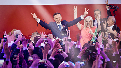 Poland Election Heralds Uncertainty, Not Panic