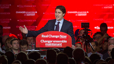 Canada's Election Upset Signals an End to Austerity