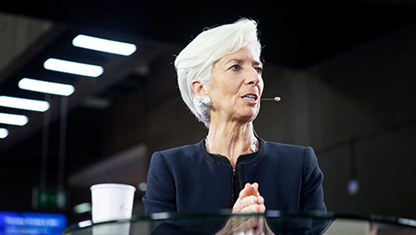 Whither China? The IMF Crowd Wants to Know