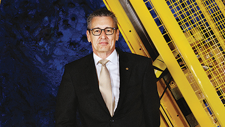 The Fixer: Ronnie Leten Keeps Atlas Copco Lean and Focused
