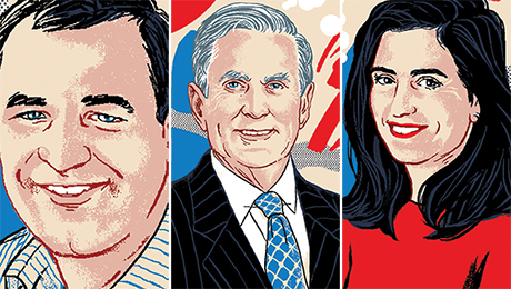 The 2015 Fintech Finance 35: The Financiers Who Place the Bets