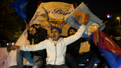 Turkish Election: Political Risk, Any Way You Slice It