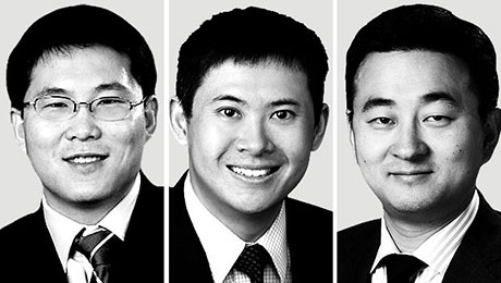CICC Tops 2015 All-China Research Team