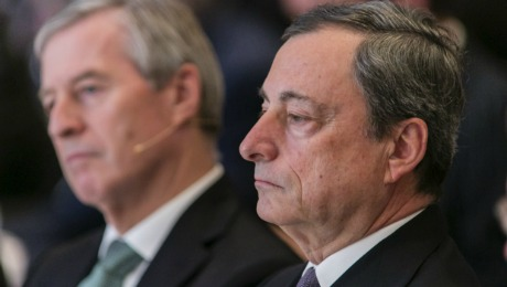 Bankers Ponder the Consequences of a Likely ECB Rate Cut