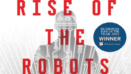 Book Review: Robots Want Your Job