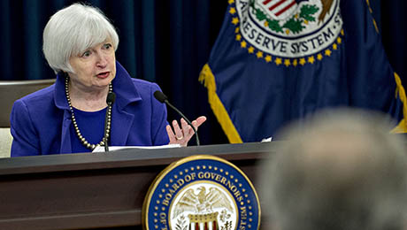 After a Smooth Rate Liftoff, the Hard Work Starts for the Fed