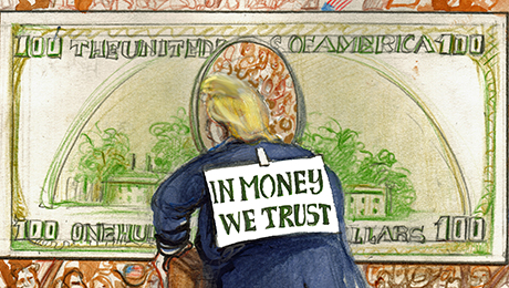 2016 Election: In Money We Trust