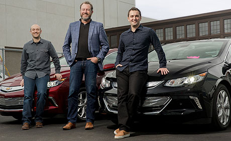 Lyft May Give GM a Lift on Driverless Cars