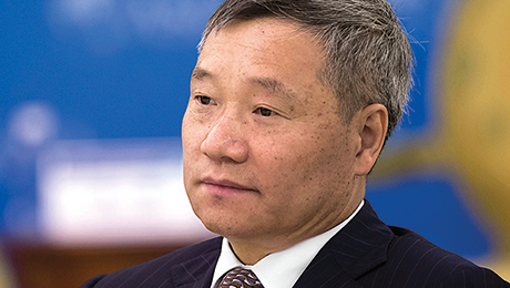 Securities Czar Xiao Gang Takes Heat for China's Stock Market Dive