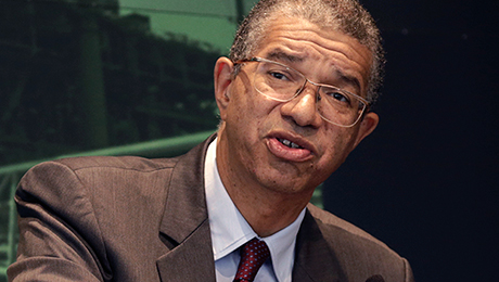 Lionel Zinsou Trades Private Equity for African Politics