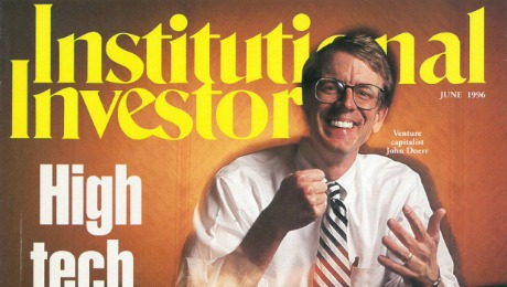 Kleiner Perkins' John Doerr: High Tech, High Finance