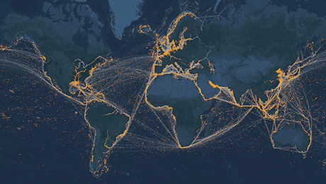 Tapping into the Maritime-Tracking Space Race