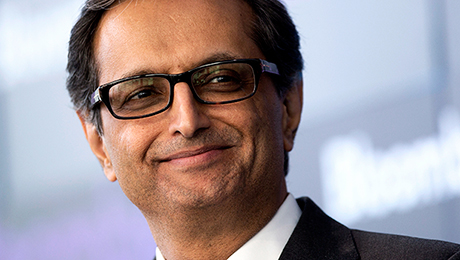 Ex–Citi Boss Vikram Pandit Backs Peer-to-Peer Lending