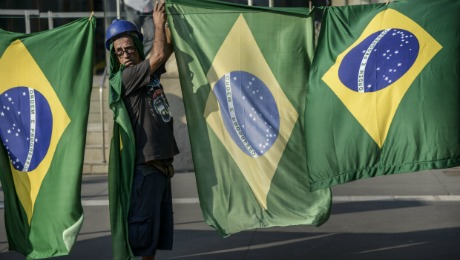 Daily Agenda: Brazil's Government Teeters on the Brink