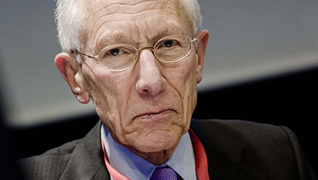 Fed Vice Chair Stanley Fischer Shares His Inflation Fears