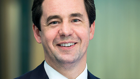 New Schroders CEO Peter Harrison Inherits a Thriving Business