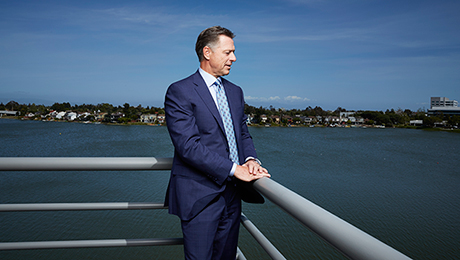 Equinix CEO Stephen Smith Is Well Connected