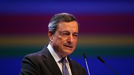 Daily Agenda: Draghi Reiterates Call for Structural Reform