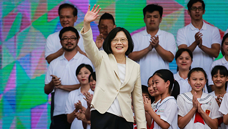 Taiwan's New President Raises Tensions With China