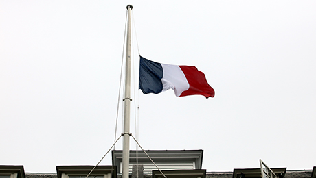 Daily Agenda: Terror in France Brings Geopolitical Risk into Focus