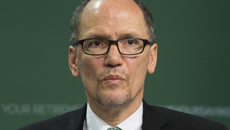Will Hillary Clinton Run with Labor Secretary Tom Perez?