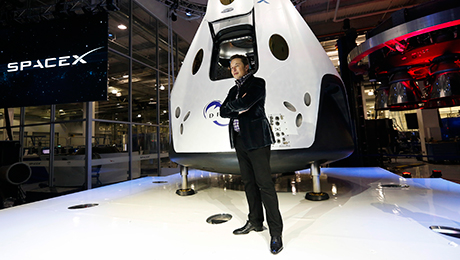 How to Cash In on the Space Race