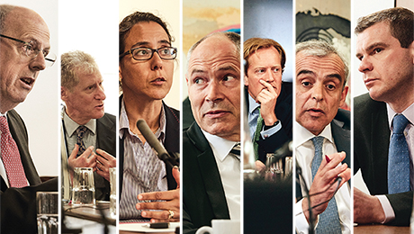 The 2016 European Investor Roundtable: Cool Heads