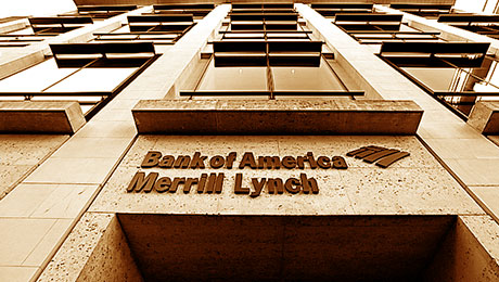 On Year to Date Tally, Bank of America Merrill Lynch Is No. 1