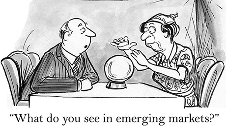 Things Are Looking Up for Emerging-Markets Debt
