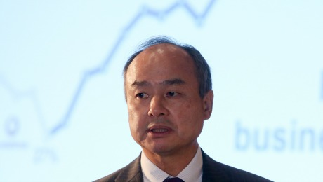 SoftBank CEO Masayoshi Son Banks on Exponential Growth