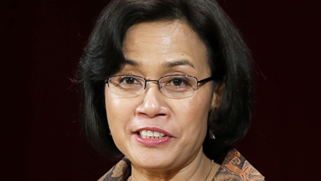 Sri Mulyani Indrawati Aims to Shore Up Indonesia's Finances