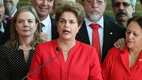 Daily Agenda: Markets Shrug Off Rousseff Impeachment