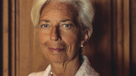 Here's How Christine Lagarde Wants to Save the World Economy