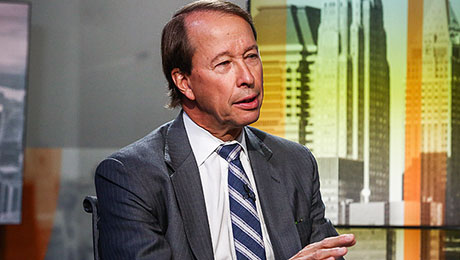 Blackstone's Tony James Wants Retirement Security for All