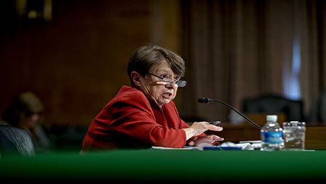 Mary Jo White to Step Down as SEC Chair
