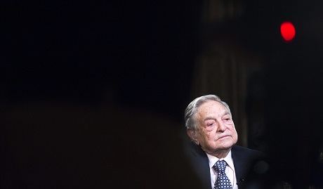 George Soros' No Good, Very Bad New Year
