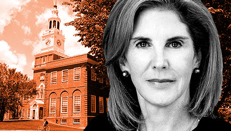 Dartmouth Names Alice Ruth as CIO