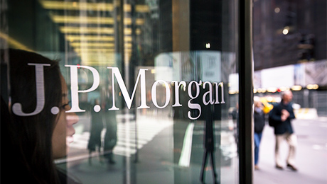 J.P. Morgan's Fund Business Joins Robot Revolution