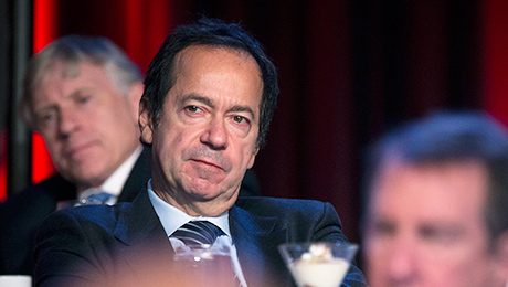 Paulson, Hemorrhaging Assets, Looks to Rebuild