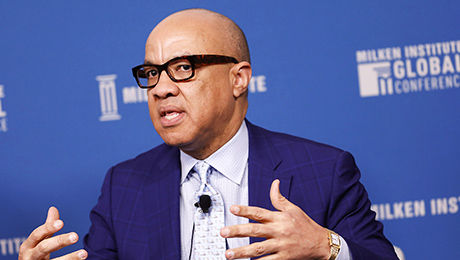 Ford's Darren Walker Rips Asset Management Over Diversity