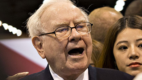 Warren Buffett Says Stick To Index Funds