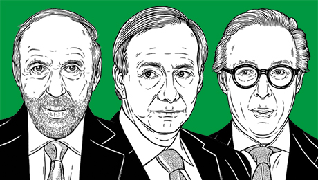 Jim Simons, Ray Dalio Top Alpha's Rich List
