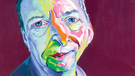 A Confrontation With Larry Summers