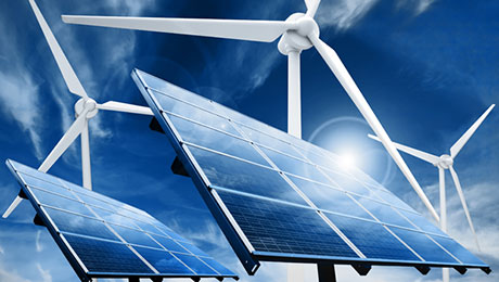 Fundraising for Renewable Resources Exceeds Conventional Energy